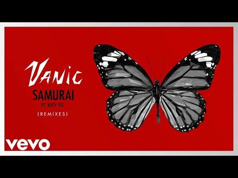Vanic - Samurai (Pluto Remix ) ft. Katy Tiz