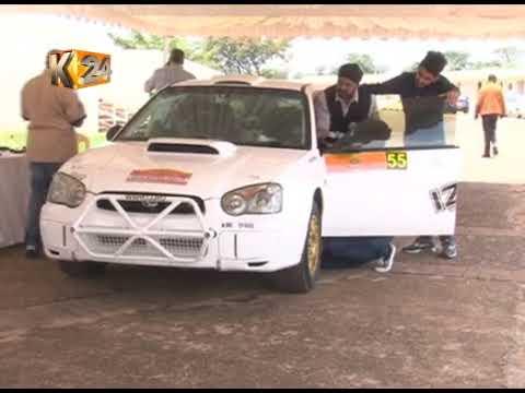Waandalizi wa Safari Rally wafutilia mbali kilomita 12 za Aberdare hills