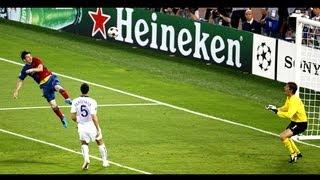 ☆ LOS MEJORES GOLES DE MESSI - 2005/2013 - |HD| ☆ MESSI BEST GOALS EVER ☆(Dedicado a Leo Messi el mejor jugador del mundo aquí los mejores goles en su carrera desde..., 2013-04-28T00:20:10.000Z)