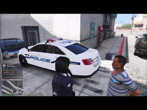 LSPDFR#58-Fight for criminals