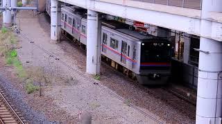 京成電鉄 京成3000形車両