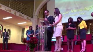 Sermon Del Pr. Arnaldo Cruz En