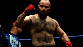 Boxing tournament between hooligan fraction from Spartak Moscow 22.08.2015