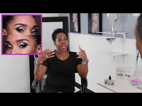 Celebrity Make-up Artist Victoria Berkeley gives insight and inspiration on building your brand!