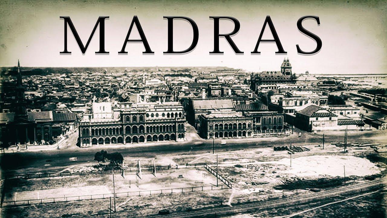 Madras to Chennai Story! | Ithu Enga Ooru Chennai Da! - YouTube