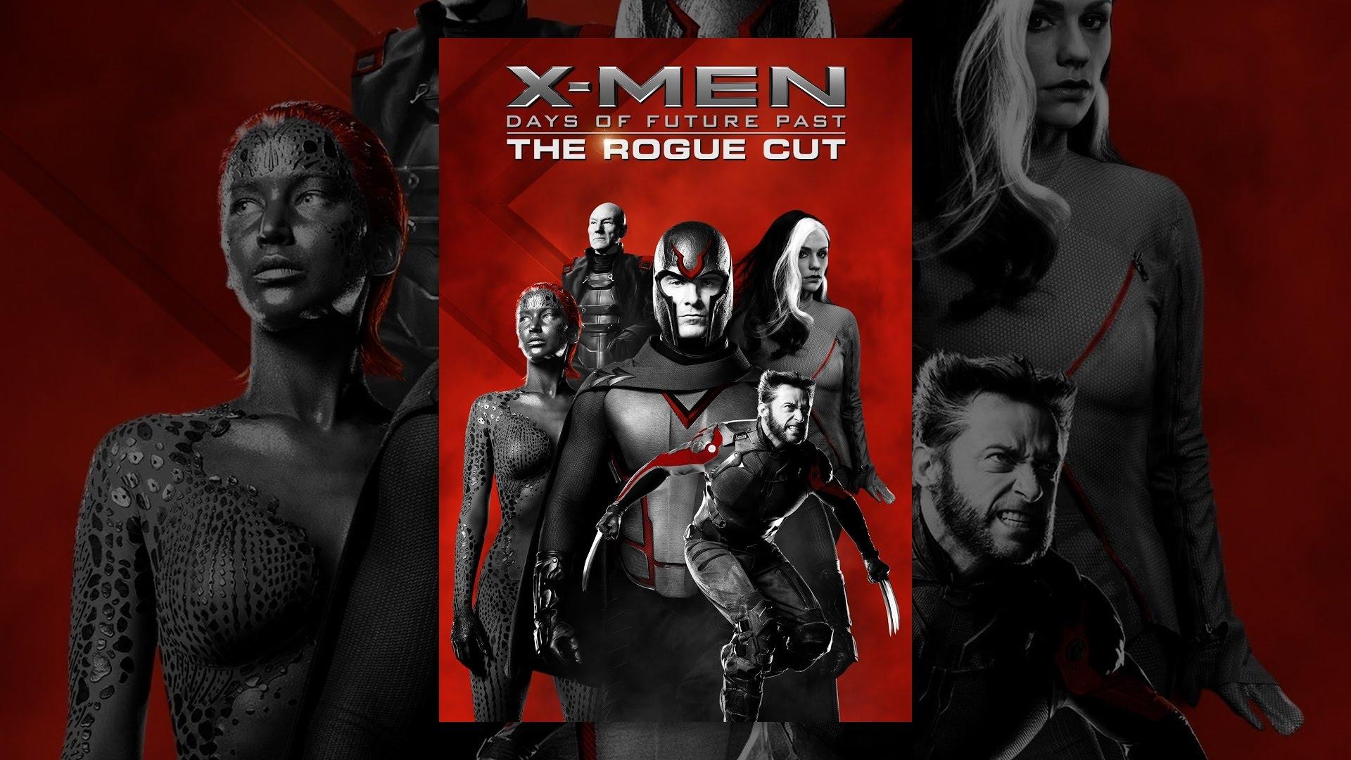 Download X-Men: Days of Future Past Rogue Cut
