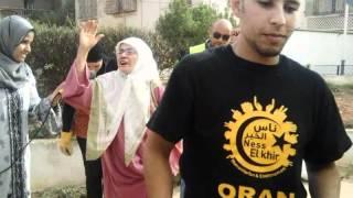 Ness El Khir Oran NETTOYAGE DE JARDIN POINT DU JOUR 2011.wmv