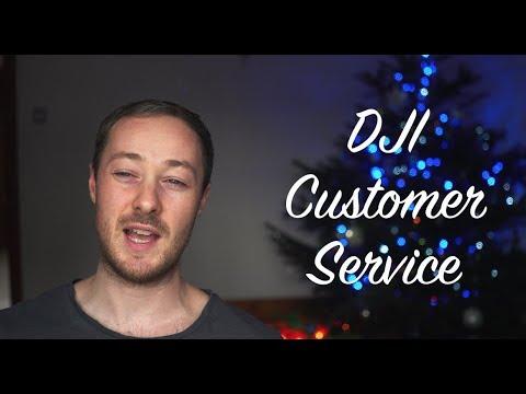 My DJI Customer Service Experience - YouTube