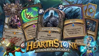 Hearthstone (Gameplay) - Kobolds & Catacombs - Big Control Warlock - THIS DECK NEEDS A FEW CHANGES!