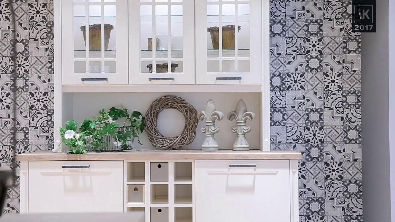 Mozaika W Kuchni Verle Küchen Kolekcja Chalet