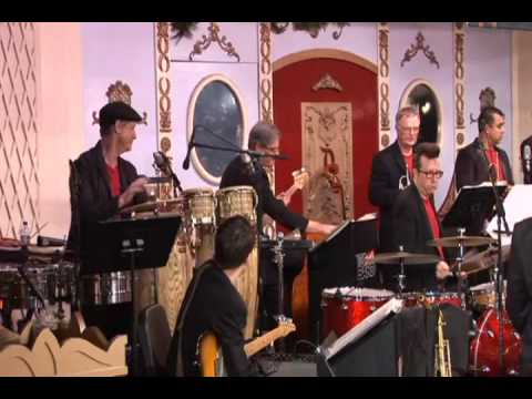 Gordon Goodwin's Big Phat Band at Disneyland Part 6 - The Jazz Police