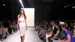 Daisy Fuentes SS 14 Runway Show