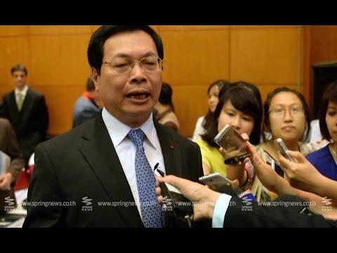 สหภาพยุโรปบรรลุข้อตกลงการค้าเสรีกับเวียดนาม - Springnews