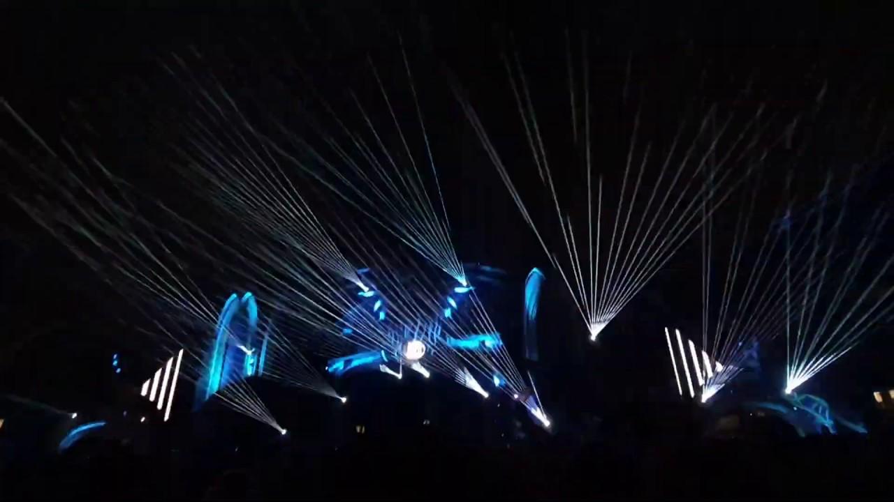 Dimitri Vegas & Like Mike - Untz Untz LIVE at Untold Festival 2019 (Ultra HD @ Mainstage)