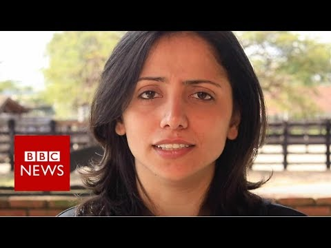 Born stateless: Looking for a country to love me - BBC News