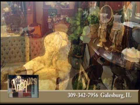Galesburg Illinois's Attic Antiques Shop on Our Story's the Tourists