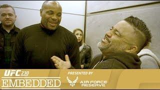 UFC 230: Embedded - Episódio 2