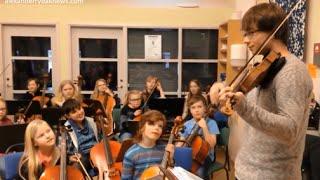 Alexander Rybak: Concert Seminar - Eksjö 05.03.16
