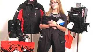 HMK Snowmobile Clothing and Gear
