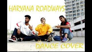 HARYANA ROADWAYS FT PARDHAAN DANCE COVER CHOREOGRAPHY BY MAHESH KANGE