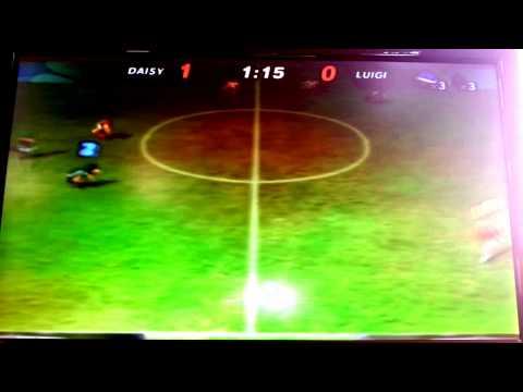 KOGT Sep '14 - Grupo A - Mario Smash Football - Semifinal 1 - Nevi vs Norbi