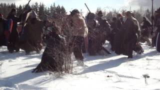 Зимната война - Драконов ларп - 14.01.2012 - част 1