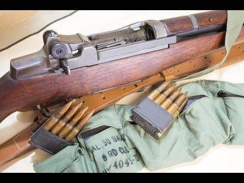 Amazing rare film: M1 Garand Rifle U.S. CAL.30