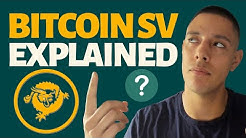Bitcoin SV Explained |  Can BSV Overtake BTC?