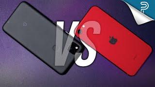 Google Pixel 4a vs Apple iPhone SE: Best phone under $400?
