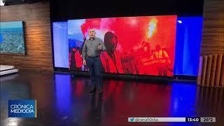 Masiva huelga paraliza Francia en defensa de jubilaciones