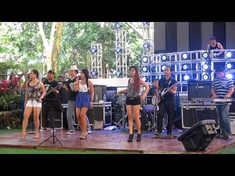 Cool Rhythm Band (Bohol) Lies Cover @ Bohol Beach Ball