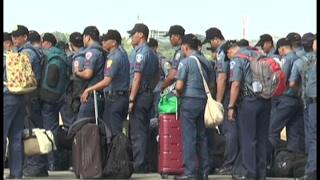 54 police scalawags, nasa Basilan na