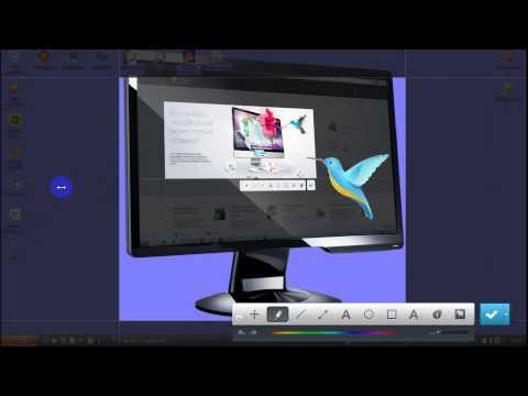 Как сделать скриншот снимок экрана. Программа-Joxi