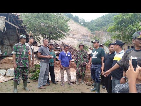 Data Sementara, 7 Rumah Rusak Akibat Banjir dan Angin Puting Beliung di Pringsewu