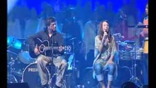 Lors du concert en 2005 mEGA GOSPEL CONCERT LIVE.