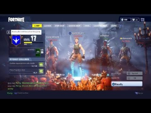 Fortnite:Party Down There