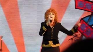 Fiorella Mannoia - Combattente LIVE