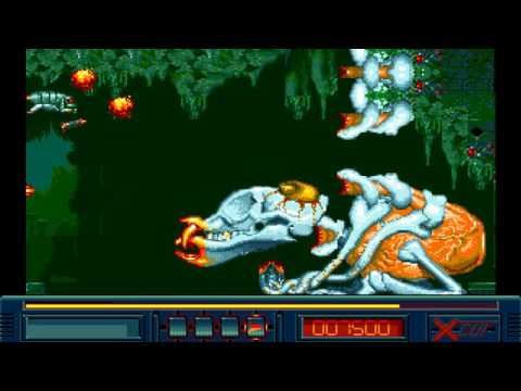 X-Out - Amiga - High Score