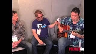 Premier Guitar Comins GCS Summer NAMM 2019