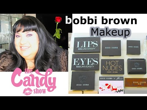 BOBBI BROWN: My Makeup Collection by Brand Series #MakeupVideo