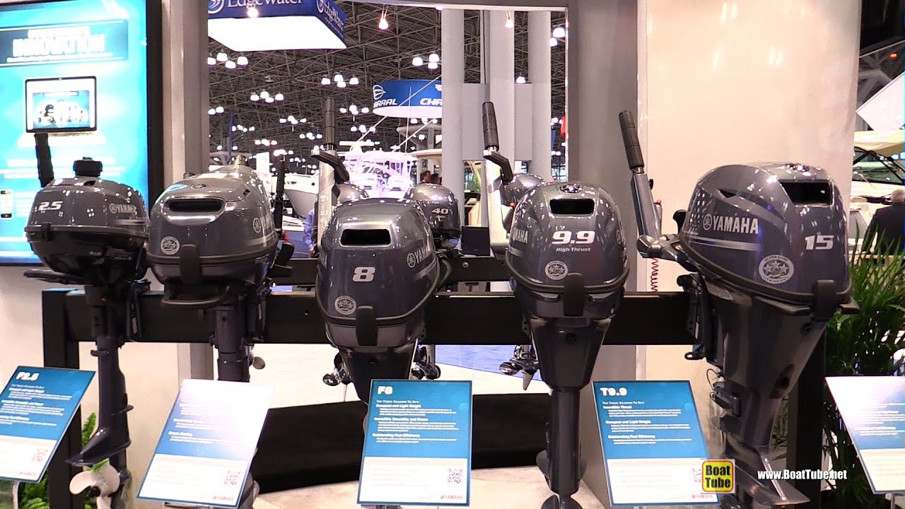 yamaha 9 9 outboard for sale. 2015 yamaha 15hp,9,9hp,8hp,6hp and 2,5hp outboard engines walkaround - new york boat show youtube 9 for sale u