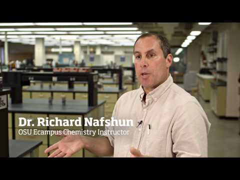 Why Take Online Chemistry from Oregon State Ecampus?