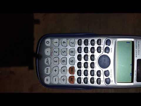 Find Value of Trigonometric Ratios Easily-scientific calculator-casio-fx991es