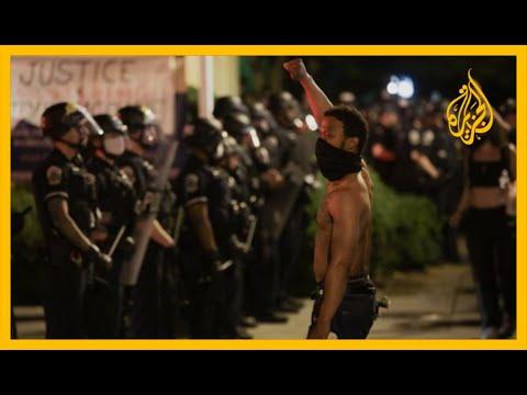 ???? أمريكا.. الاحتجاجات على مقتل فلويد تتسع، وترمب يقول إن الجيش جاهز للانتشار  - نشر قبل 2 ساعة
