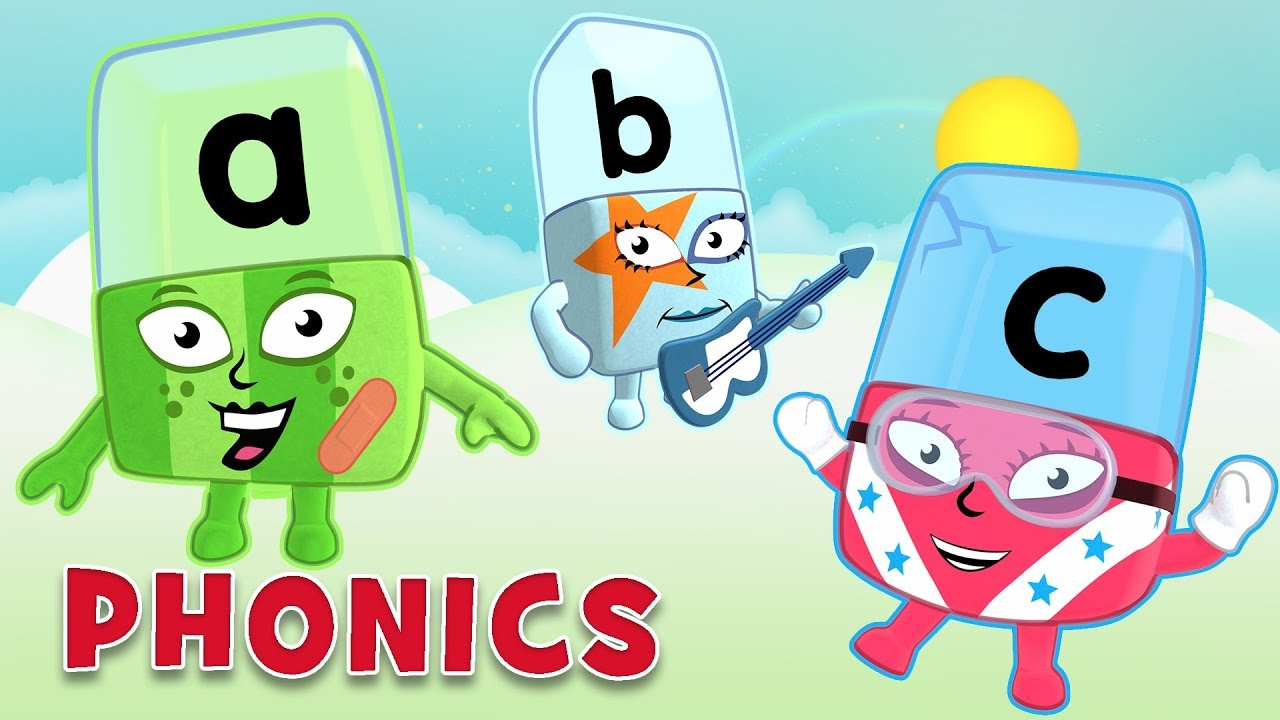 Alphablocks - Learn to Read | Mysterious Magic E | Phonics ...