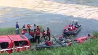 La tragedia sull'Adige