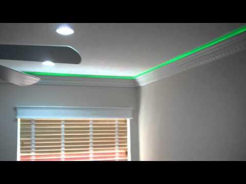 LED Indirect Lighting For Ceiling Crown Molding Cabinet Doovi