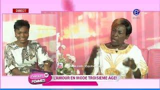 PAROLES DE FEMMES (L'AMOUR EN MODE TROISIÈME AGE) DU MARDI 04 11 2018 EQUINOXE TV