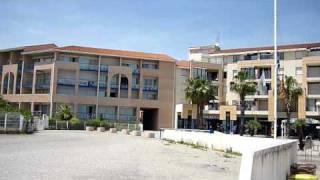 port d'Argeles-sur-mer 66 France