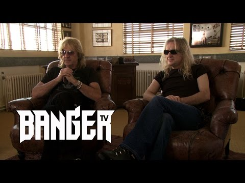 JUDAS PRIEST guitarists GLENN TIPTON & KK DOWNING interviewed in 2010 | Raw & Uncut